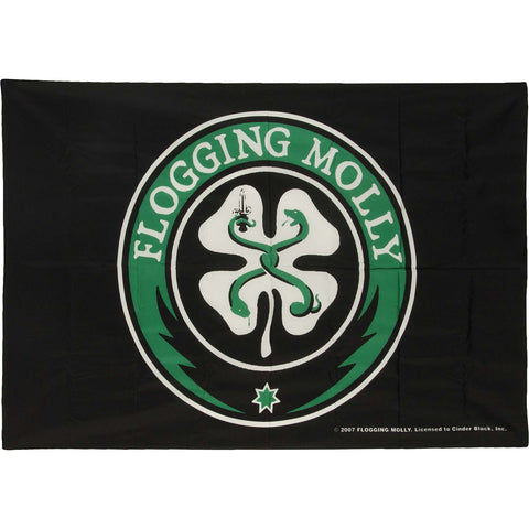 Flogging Molly - Poster Flag