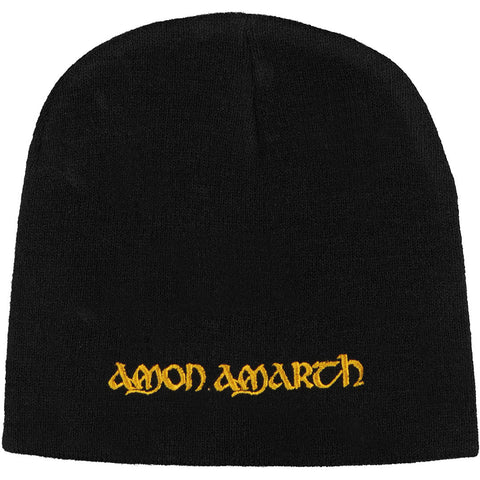 Amon Amarth Men's Beanie Black