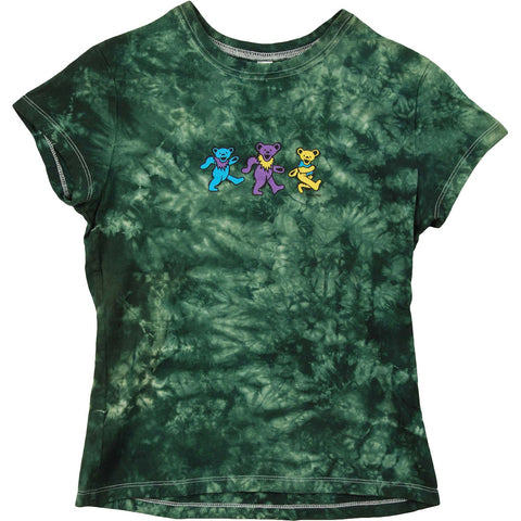 Grateful Dead  Dancing Bears Junior Top Multi
