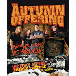 Autumn Offering Concert Promo Poster