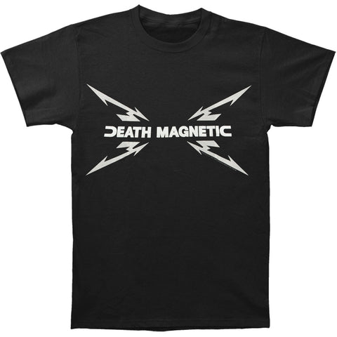 Metallica Men's  Death Flag T-shirt Black