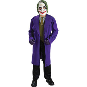 Batman Men's  Costume Purple