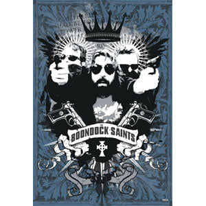 Boondock Saints Domestic Poster