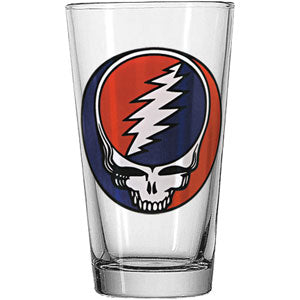 Grateful Dead Pint Glass