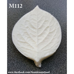 Mould for silk foam - Leaf M112