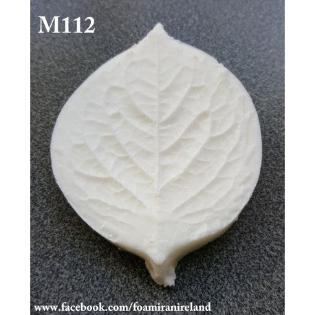 Mould for foamiran - Leaf M112