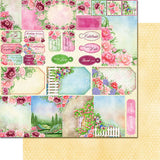 Heartfelt Creations paper collection - Sweet peony