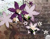 Couture Creations Floral Layers Cutting Dies - Star of Jasmine