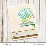 Altenew - Beautiful lady stamp and die bundle
