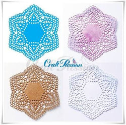 Craft Passion 19 Doily lace