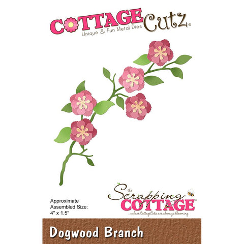 Cottage Cutz Dogwood branch