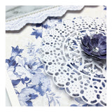 English Boutique English doily die