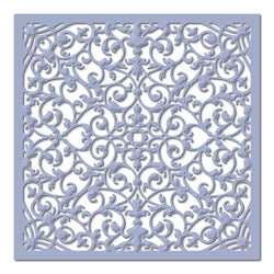 English Boutique ornate frame die