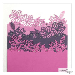 Craft Easy edge die - Lily CR000038