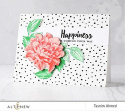 Altenew dotted  washi tape
