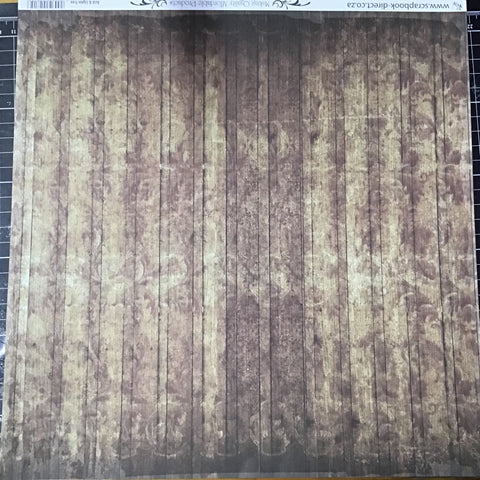 Patterned paper - Woodgrain (Now R3)
