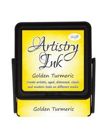Artistry ink - Golden turmeric