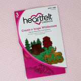 Heartfelt Creations -Wilderness - Wilderness stamp and die set - SAVE 30%