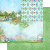 Heartfelt Creations -  Cherry blossom retreat paper collection