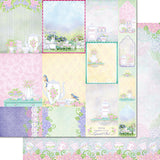 Heartfelt  Creations tea time paper pack