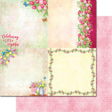 Heartfelt Creations - Tulip time paper pack