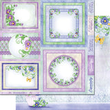 Heartfelt Creations -  Burst of spring paper collection