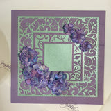 Creative expressions  CED7106 swirly vine