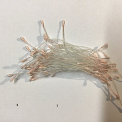 Stamens 2mm - Pink candyfloss - 20 per pack
