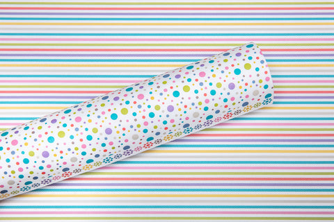 LPP0079 Bon crayon candy stripes