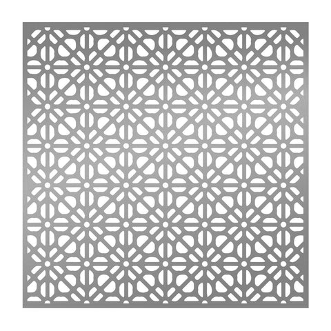 Couture Creations stencil - x6 inch - Rolling mesh