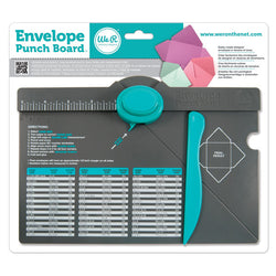 WRM envelope punch board