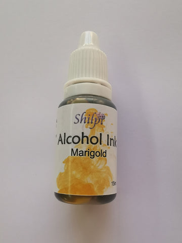 Shilpi alcohol ink marigold 15ml