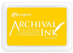 Ranger Archival ink - Sun dazed
