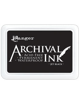 Ranger Archival ink - Black