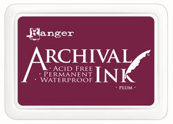 Ranger Archival ink Plum