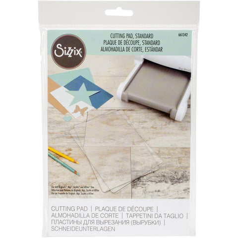 Big Shot standard cutting plate 2 per pack