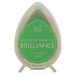 Brilliance dew drop ink pad - Lime
