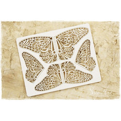 Chipboard 14 butterfly wings
