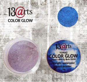 13arts Color Glow Topaz