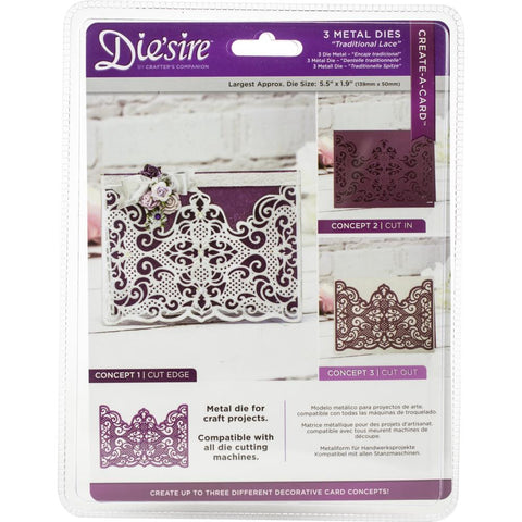 Die'Sire traditional lace