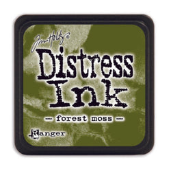 Distress ink mini - forest moss