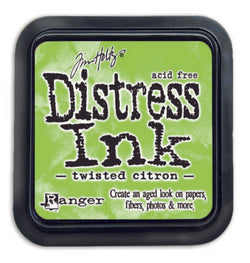 Distress ink mini - twisted citron