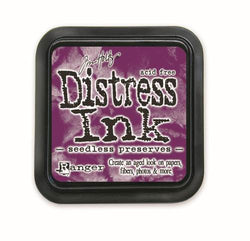 Distress ink - Seedless preserves