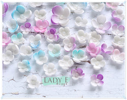 LadyE Design Tiny flowers