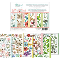 Mintay flora book 1 - 6x8 elements for cutting out
