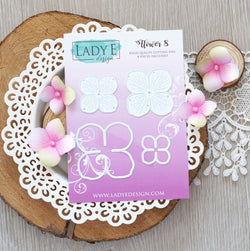Lady E Design Flower 008