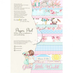 Lemoncraft  girl's little world A4 paper pack