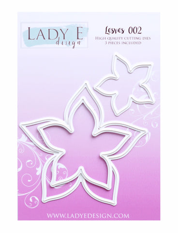 LadyE Design Leaves 2
