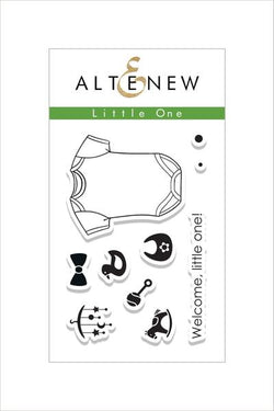 Altenew Little One stamp and die bundle