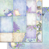 Heartfelt Creations paper collection - Lush lilac